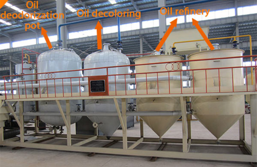 New type mini oil refinery plant fabricator