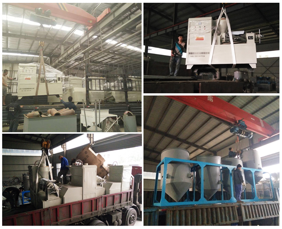 Crude palm oil mill equipment provder