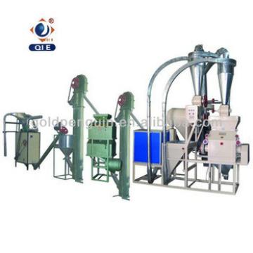 Qie 2013 widely-used grain milling machinery/used grain mill equipment