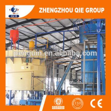 Alibaba golden supplier Rapeseed oil extraction machine production line