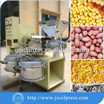 Hot Sale CE Approved durable mini peanut oil press with low price