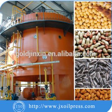High quality Industrial oil soya bean processing line from China