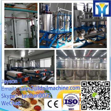 Hot in Indonesia! crude coconut oil refining equipment with low price