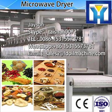 High quality microwave dryer sterilizer machine for industruial chopsticks