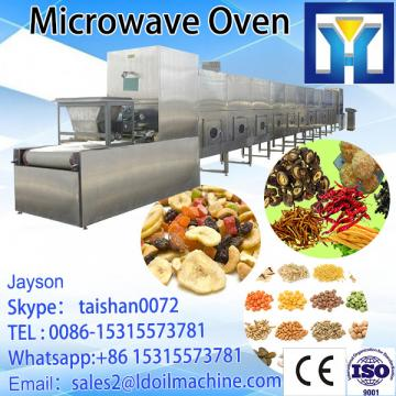 High quality microwave tunnel type corn grain drying roaster equipment