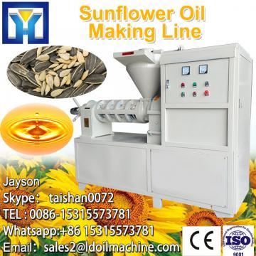 Dinter food grade oil filter/sunflower mill