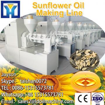 DINTER sunflower seeds oil press machine/refinery