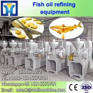 High efficiency small scale edible oil refinery plant