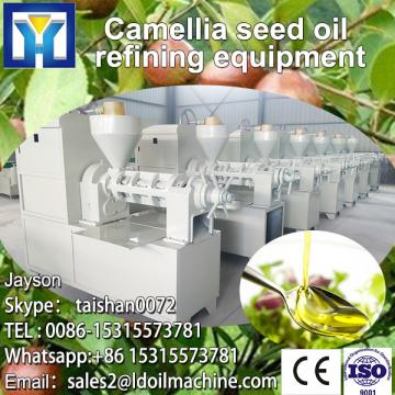 DINTER sunflower screw oil press/oil mill