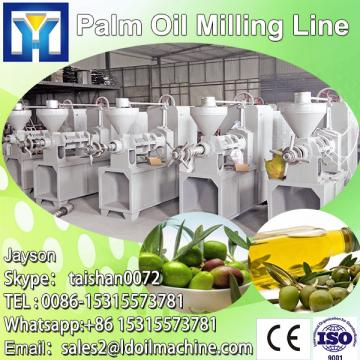 High yield vegetable oil processing plant