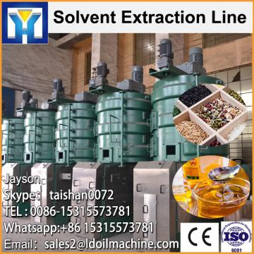 oil extraction and refining plant