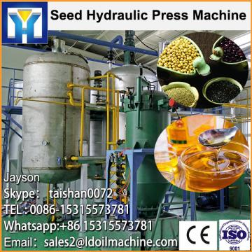 50TPD cooking oil equipment with good corn oil plant