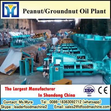 High efficiency rice bran mini oil mill