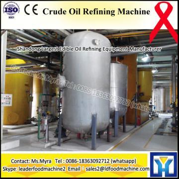 Crude soybean vegetable oil refinery equipment