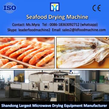 Hot microwave air circulation dried fruit processing equipment