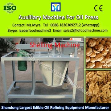 High oil output peanut oil refinery equipment with stainless steel material