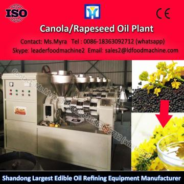 Jinan corn germ oil refining machiner with ISO9001 of all size
