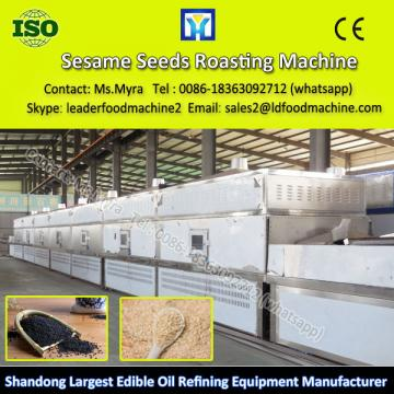 ISO approved soya crude oil refinery equipment