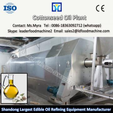 Continuous processing line walnut oil refining machinery