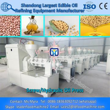 2017 best selling products crude rapeseed oil degummed refinery machine