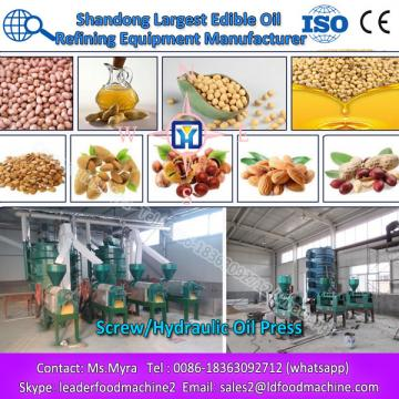 Automatic rice bran oil extraction production line