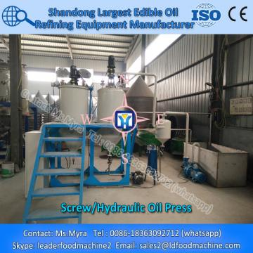 Best price 10-100TDP Tea Seed Oil Refinery with CE BV ISO Approved from China