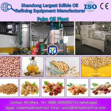 crude sunflower oil refinery machine