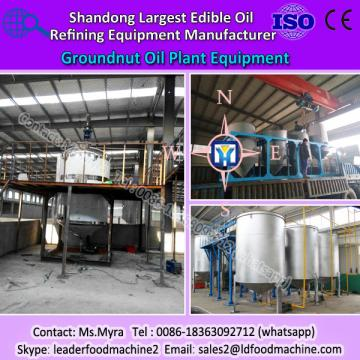100tpd refined edible peanut oil machine for sale