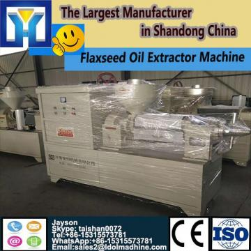 hot sale tunnel type microwave Gentian root / medical herbs drying machine /dryer /sterilization machine