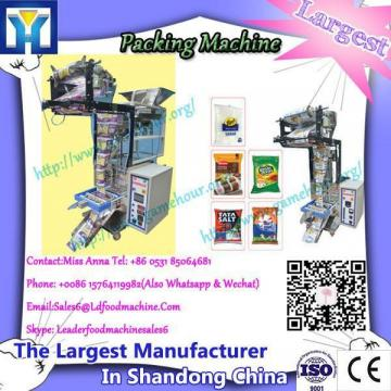 Industrial stainless steel continuous microwave drying machine