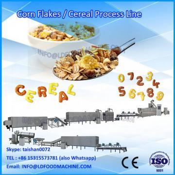 Automatic crisp Roasted corn flakes make machinery
