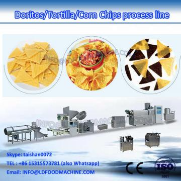 2016 New machinery bugle/cone snack pellets processing line /production line
