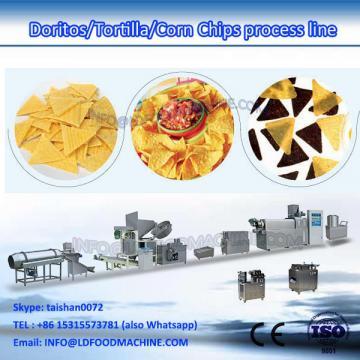 factory price doritos tortilla extruder machinery plant