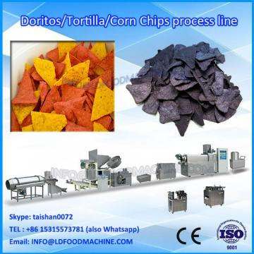 automatic tortilla maker machinery extrusion snack production line