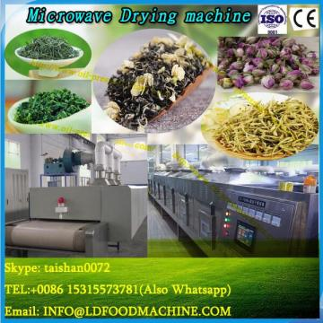 Hot sale with microwave drying equipment/machine of shrimp and some fish