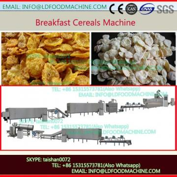 Large Capacity stainless steel breakfast cereal corn flakes processing line