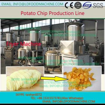 250Kg hot sale gas Pringles potato chips make machinery