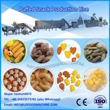 CY puffed corn snacks make machinery/sweet corn snack extruder machinery