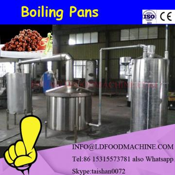 Horizontal mixing Cook pot with LD system