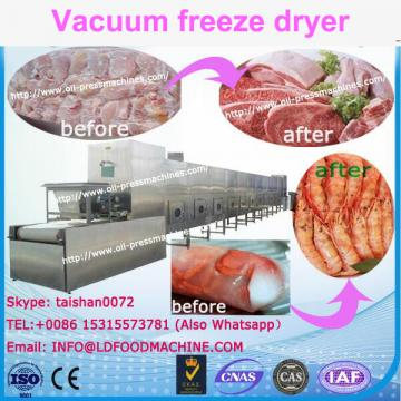 Stainless steel 304 fruit freezing dryer machinery vegetable food freeze dryer