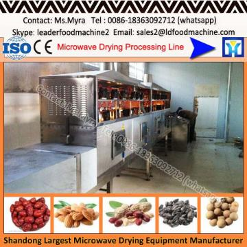 Microwave Egg Microwave Drying Drying Process Line
