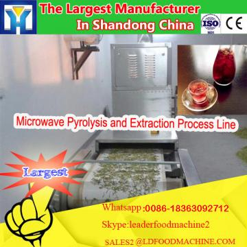 Microwave Active Ingredient Pyrolysis and Extraction Process Line