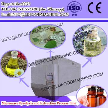 Microwave RoseSyrup Pyrolysis and Extraction Process Line
