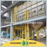 rice bran oil extraction process machine