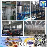 semi-automatic technology crude copra oil refining line for cooking oil