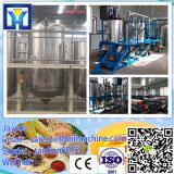 Full automatic crude shea nut oil refining plant with low consumption
