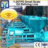 Deacidification / deodorization oil refinery machine