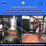 Dehydrator microwave type dryer machine for potato chips