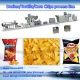 Fried pellet corn snacks rice frying production machinery
