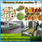 JiNan big output condiment/Spice microwave dehydrator production line